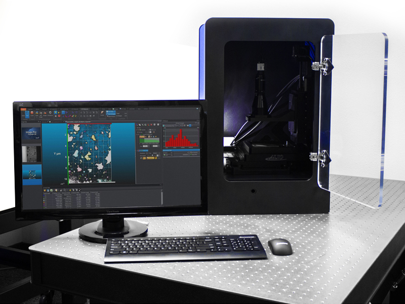 M3 Measurment Solutions - XPLOR 100 - 3D Optical Inspection Station